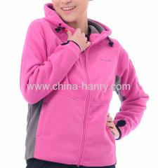 Womens Fashion Fleece Jacket