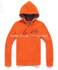 Womens print Fleece Jacket
