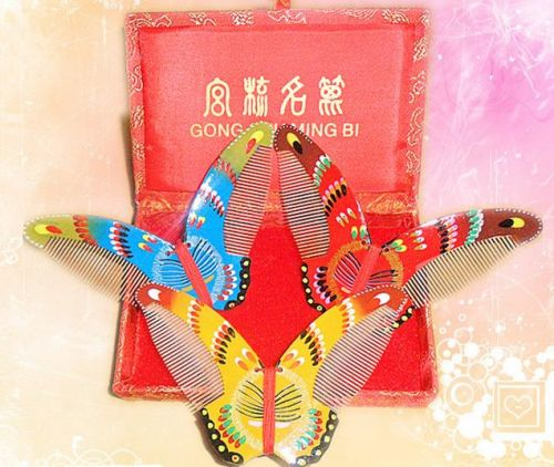 China folk art craft gift