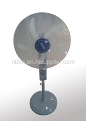 chargeable pedestal fan