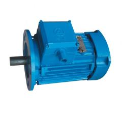 DC motor for extruder