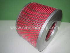 Air filter 17801-68020 for TOYATA