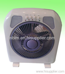 table rechargeable fans