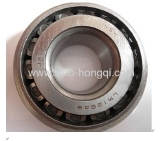 INCH Tapered roller bearing 12649/12610