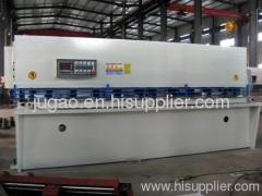 hydraulic swing shear