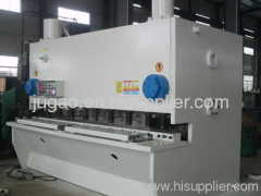 brake shear machine