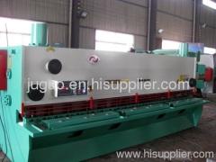 guillotine shear machinery