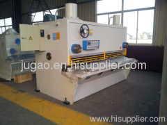 sheet metal shearing machines