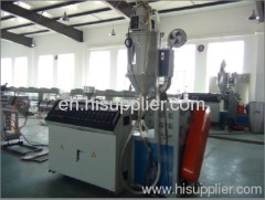 PE-X pipe production line