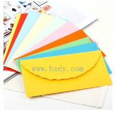 paper Color Envelopes