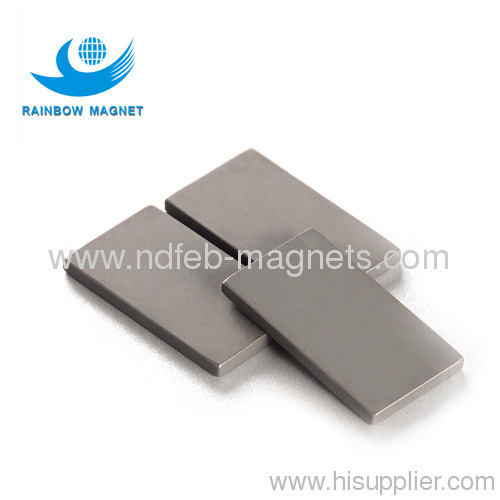 NdFeB block magnet with Passivation surface