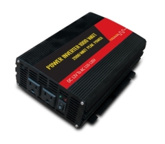 1000W power inverter with double socket