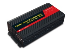 1000W dual sockets pure sine wave power inverter