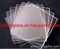 3mm-19mm Flat/Bent TOUGHENED GLASS
