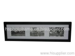 Wooden Photo Frame,MDF,Black Colour