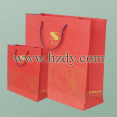 colorful Paper Shopping Bag