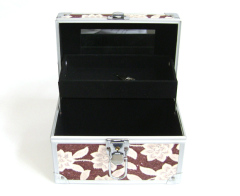 195*125*125mm Jewelry gift boxes acrylic cosmetic case