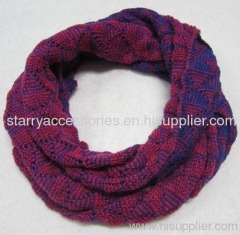 Multi-color Knitted Snood