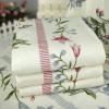 Printed Bamboo bath towels
