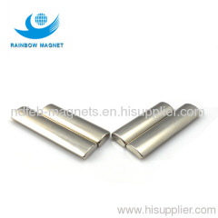 sintered NdFeB rare earth Arc magnet.Neodymium magnet Arc