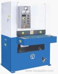 WPC sanding machine