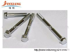 HIgh precise tolerance customed special machined screws