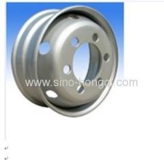 Demountable Tubeless Steel Wheel Rim 6.75*17.5