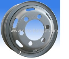 Tube light truck wheel rim 6.00GS-16