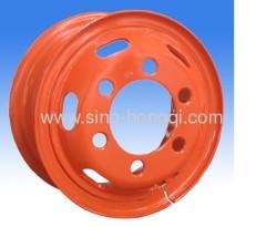 Wheel Rim 6.50-16 for Light Truck
