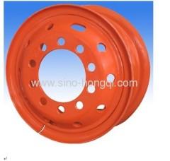 Wheel Rim 7.50V-20 for HeavyTruck