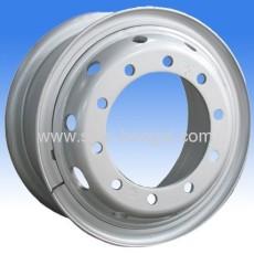 Wheel Rim 8.50V-20 for Heavy Truck