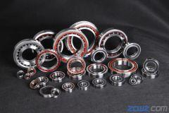 P2/P4 Grade Ball screw support bearings 760204TN1/760304TN1