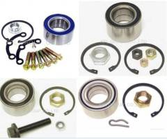Auto Wheel Bearing Kit VKBA6851/3482/3588