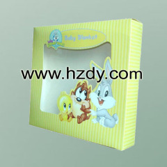 Toy Paper Package Box