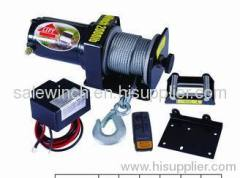 permanent power winch