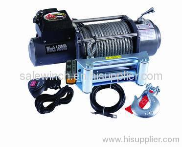 HEAVY DUTY TRUCK winches