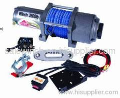 DC power winch