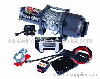 4000LBS Winch for All Terrain Vehicles