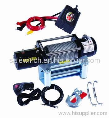 DC Heavy Duty Electric Winch