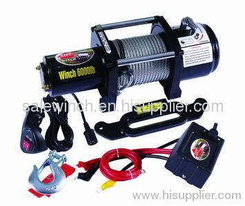ground anchor winch