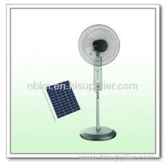 solar energy fans