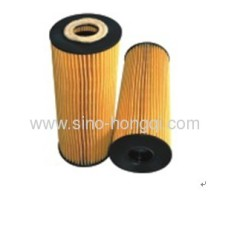 Oil filter element A1041800109 for BENZ