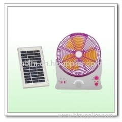 solar fan for car