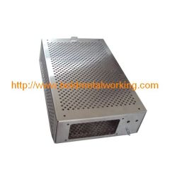 Sheet Metal Stamping Boxes