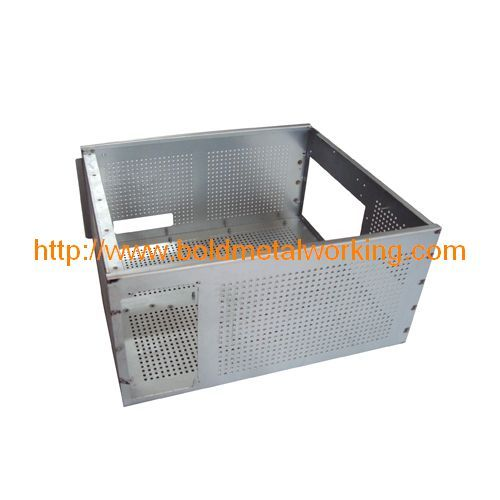 Steel Sheet Stamping Cabinets