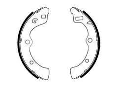 HONDA PRELUDE rear brake shoes sets