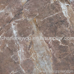 Full Polished Gazed Porcelain Rustic Tiles(AR6142)