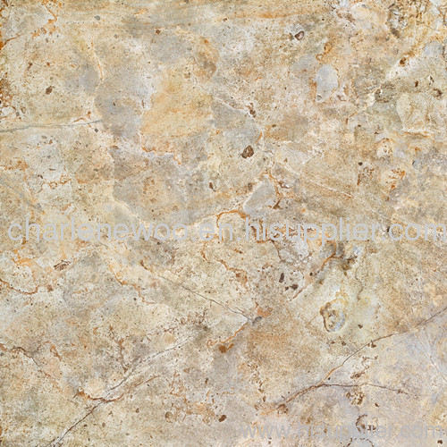 Full Polished Gazed Porcelain Rustic Tiles(AR6145)