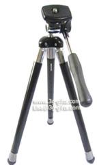 Retractable heavy duty tripod for camera,mini DV