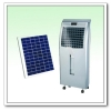 Solar Desert Air Cooler with Adjustable Spray